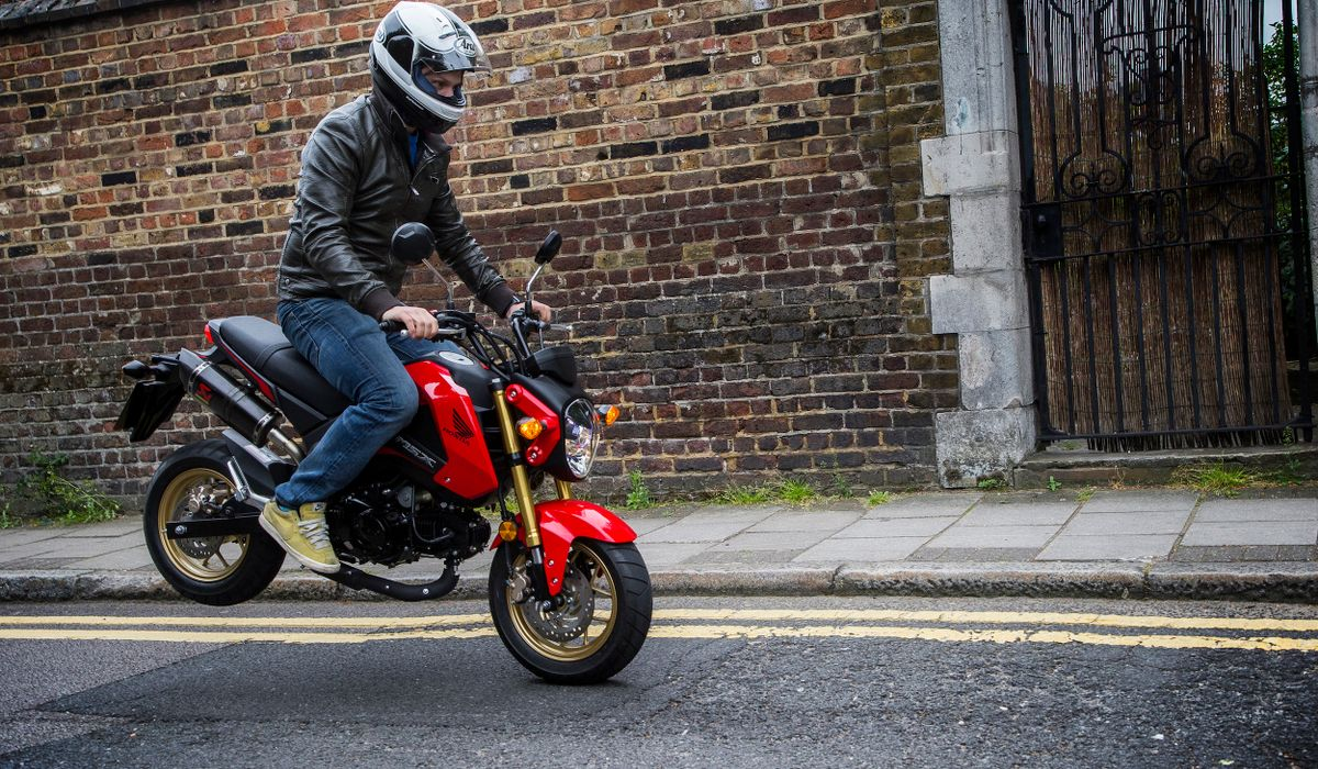 6 Things I Learned From One Week Of Honda Grom 'Ownership'