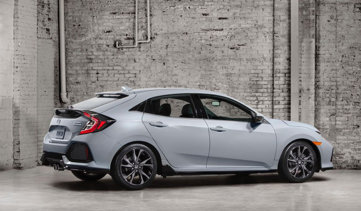 10th Gen Civic >> 5 Things You Need To Know About The New Honda Civic Hatchback