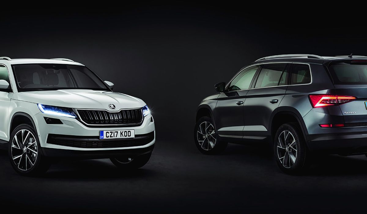The 7 Seater Skoda Kodiaq SUV Is Here To Make The Volvo XC90 Look