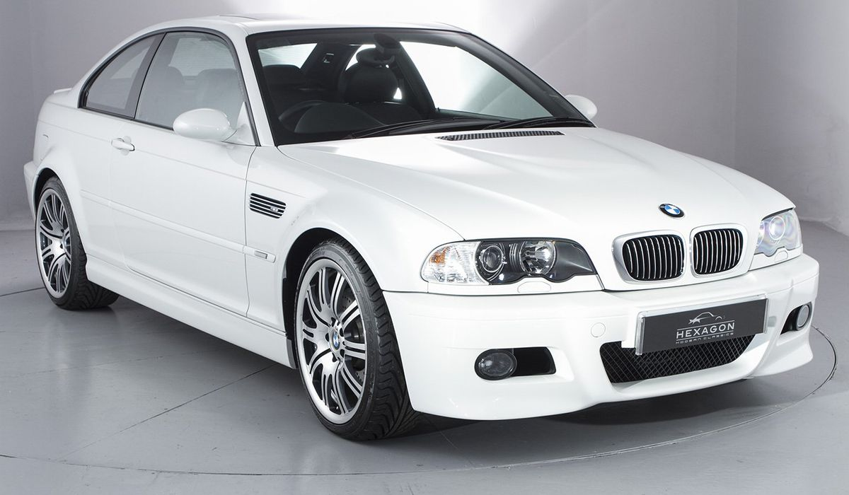 Brace Yourself The 50 000 Non Csl Bmw E46 M3 Has Happened