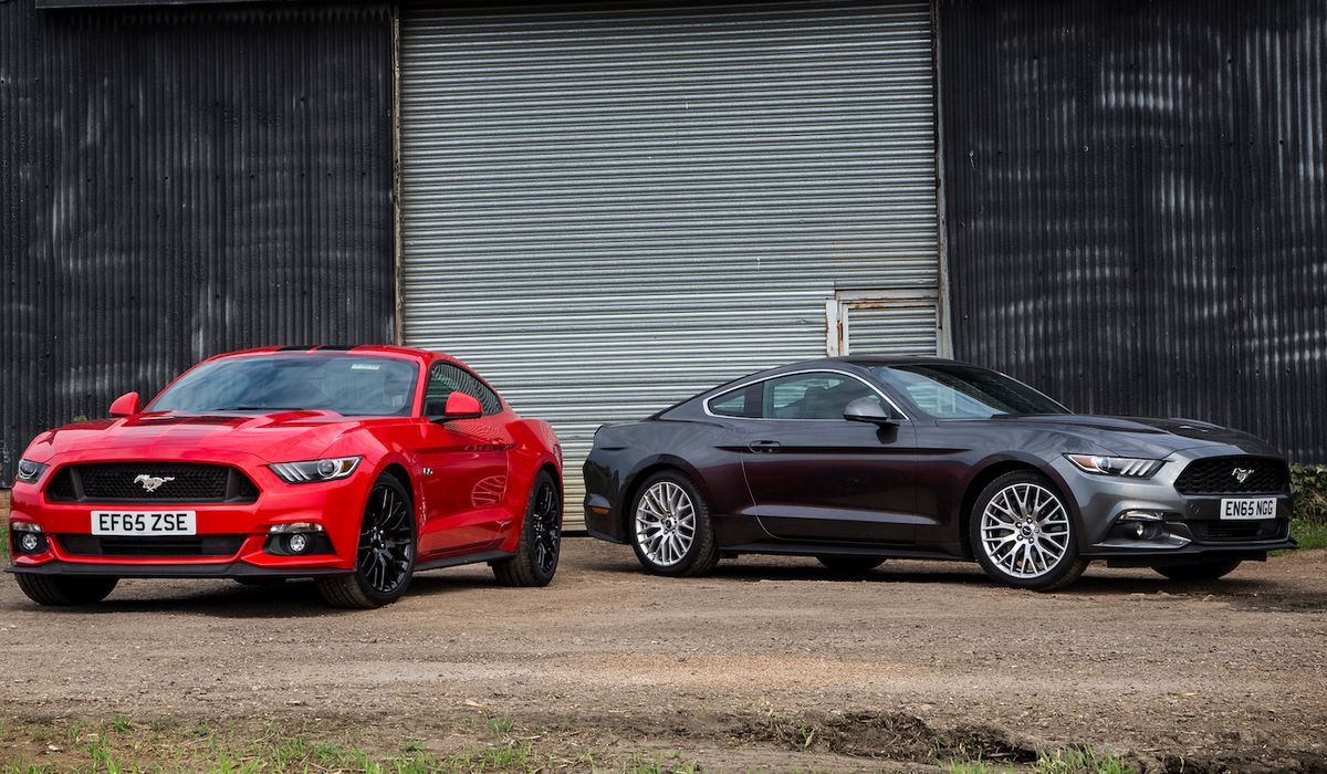 Is the ecoboost really a proper ford mustang