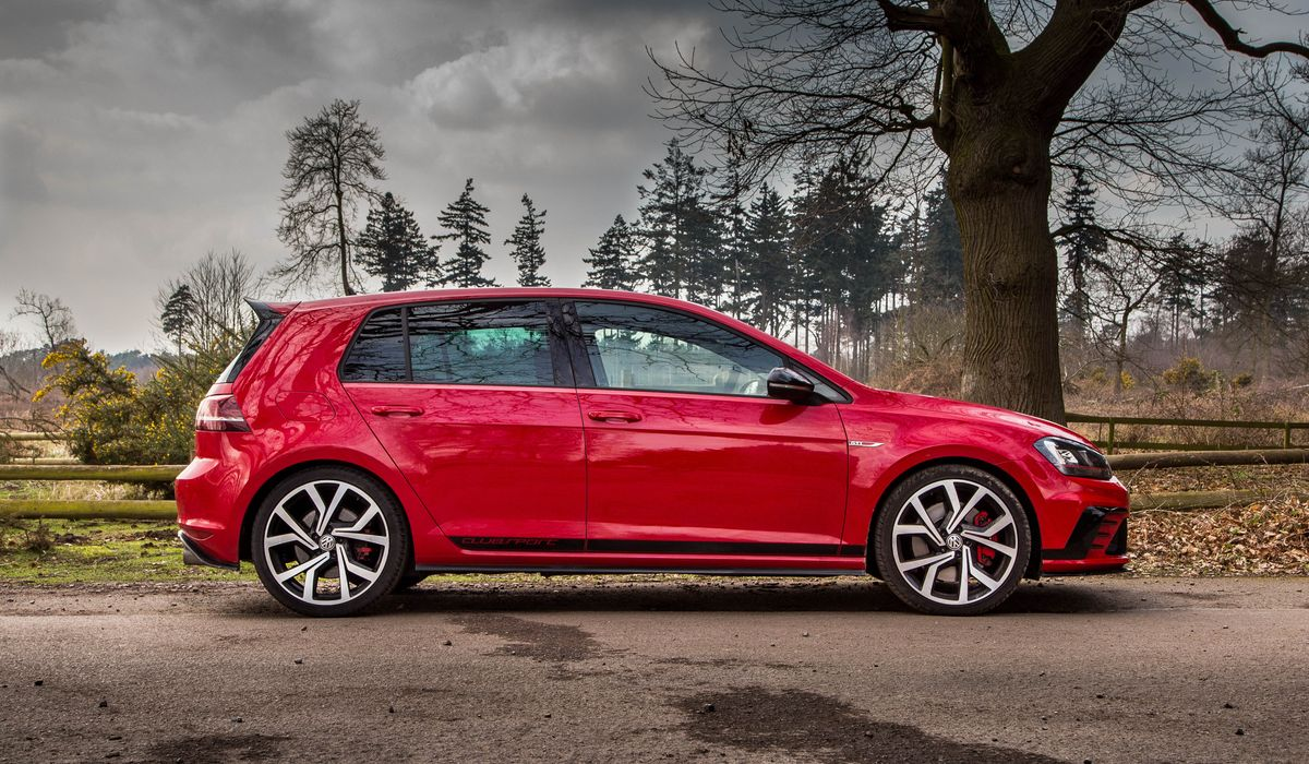 The Only Problem With The Vw Golf Gti Clubsport Is It S Not Sold