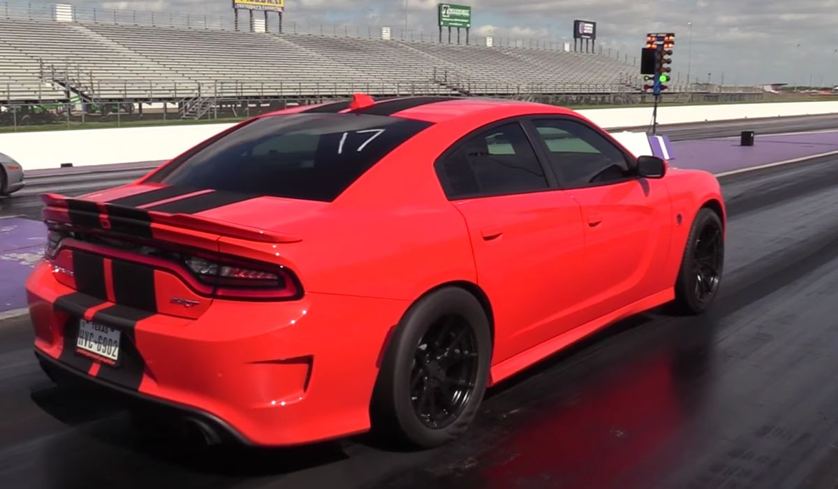 Dodge Charger Demon >> This 9sec Hellcat Is Like The Charger Srt Demon Dodge Never Made