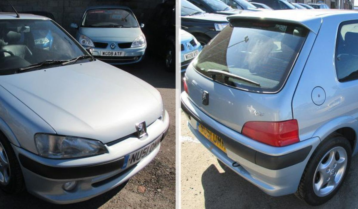 This Mint Peugeot 106 Gti Is The Rev Hungry Investment Piece You Need In Your Life
