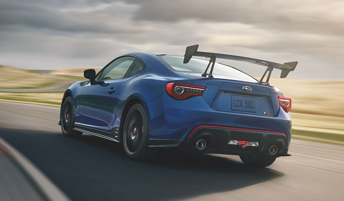 The New Subaru BRZ tS Is Here, And It's Brought Along A WRX