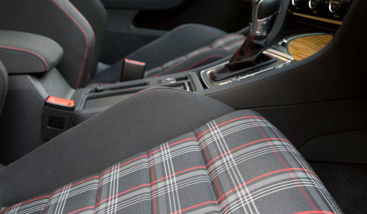 Heres Where VWs Tartan GTI Seats Originate From