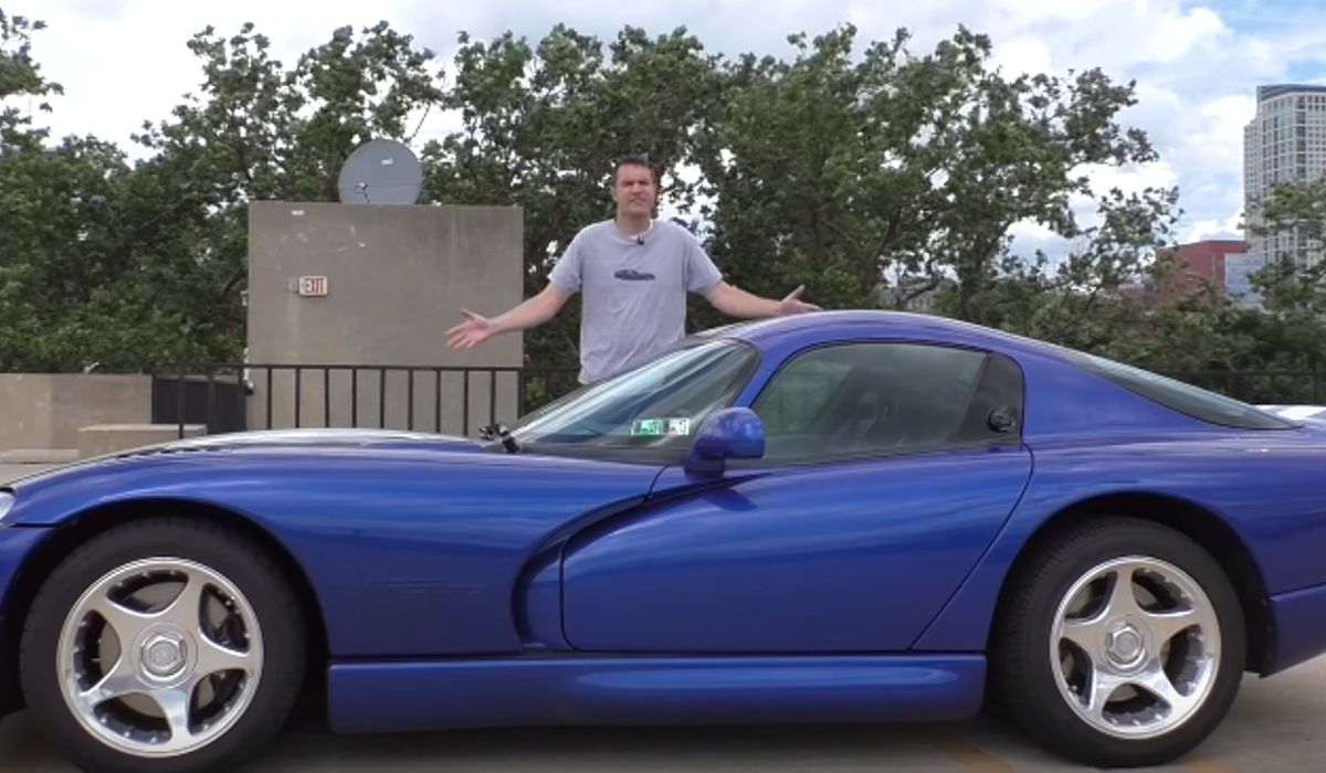 How Much Horsepower Does A 20-Year-Old Dodge Viper Make Now?
