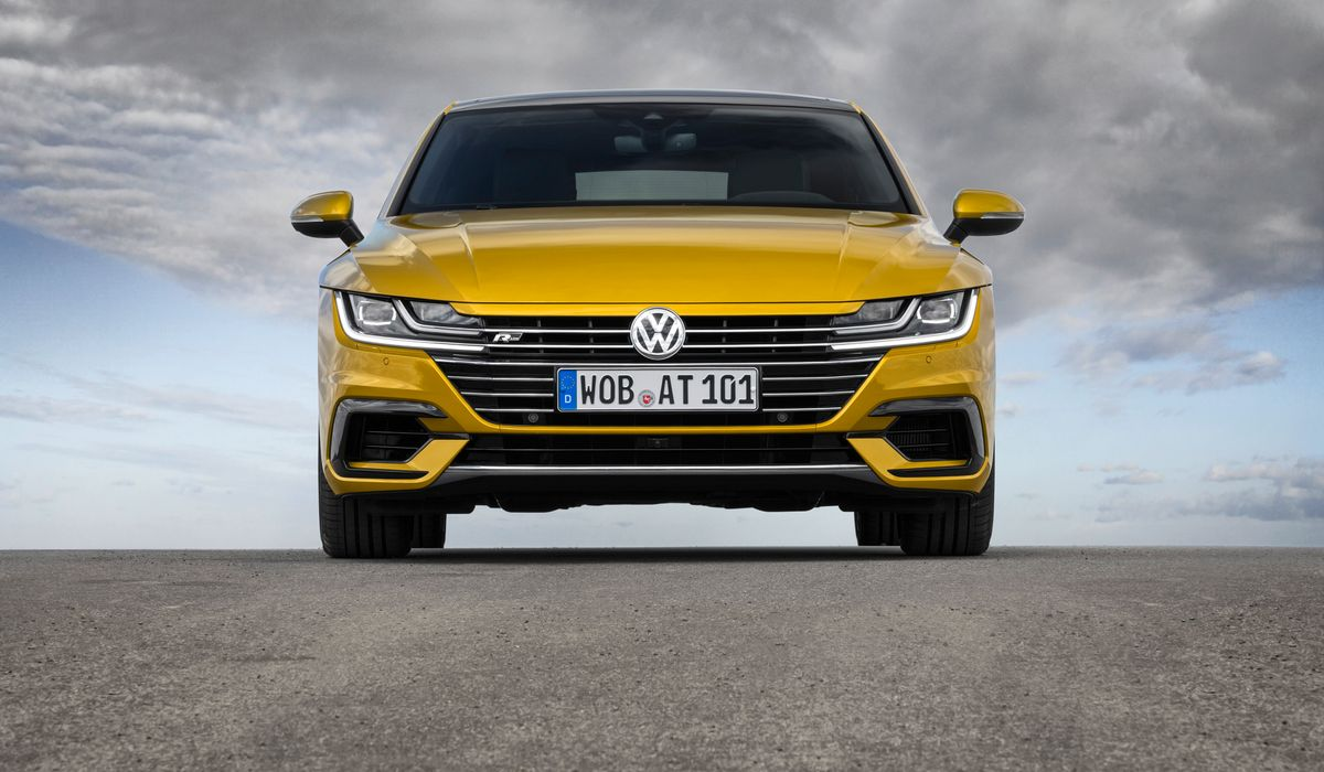 7 Things I Learned After Driving The New VW Arteon