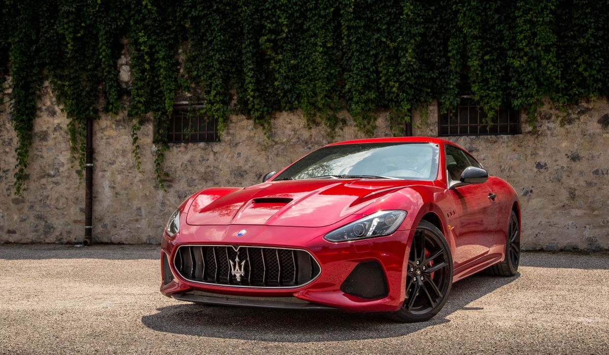 2018 maserati granturismo sport. Black Bedroom Furniture Sets. Home Design Ideas