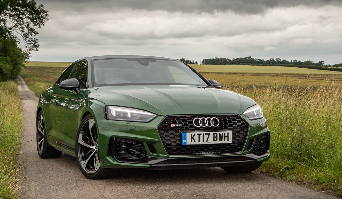 Audi RS5 Review: Why The Loss Of The V8 Isn't As Big A Deal As You'd