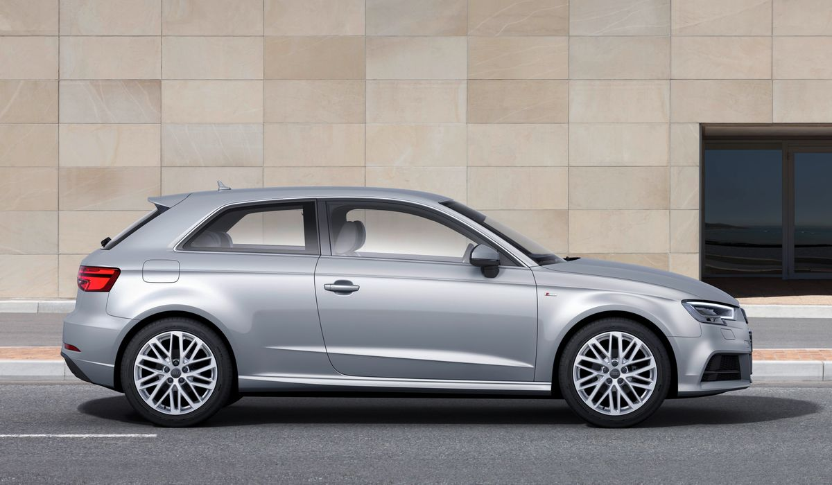 The Three-Door Audi A3 Will Soon Be No More