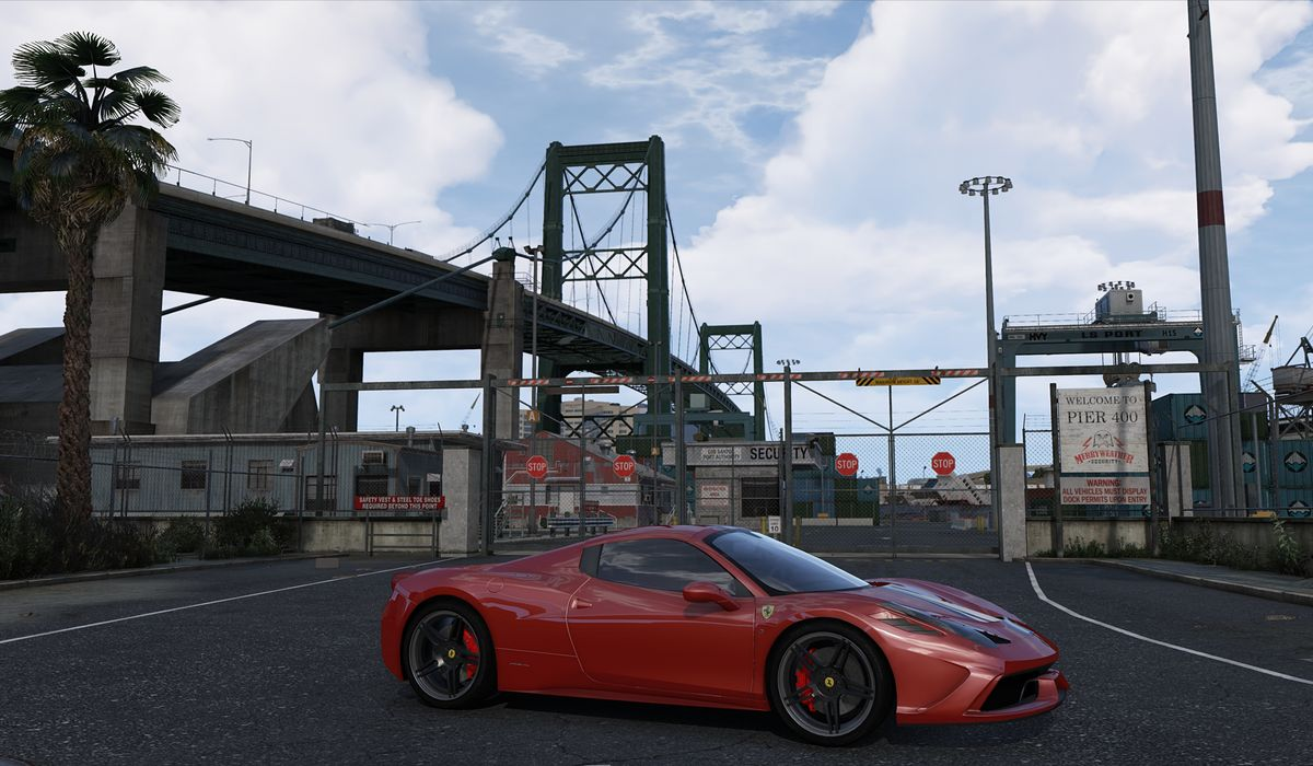 This Graphics Mod For Grand Theft Auto V Makes It Look Even