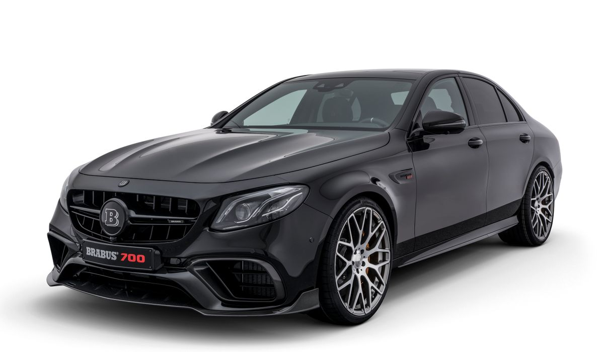 The Brabus 700 Is A Mercedes-AMG E63 With A Steroid Injection It ...