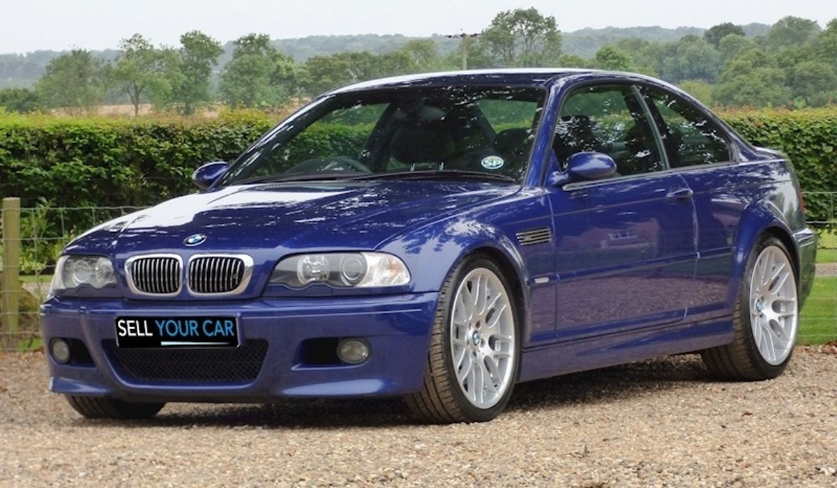 The E46 Bmw M3 Cs Is The Cheap But Not Cheap Way To Buy A Famous Badge And A Screaming Engine
