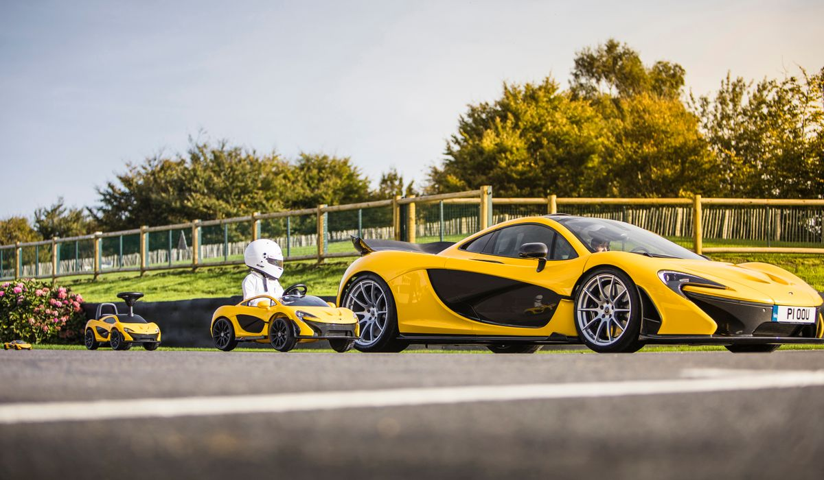 This New Toy Advert Is The First Sign Of McLarenu0027s Electric Plans Becoming  Real