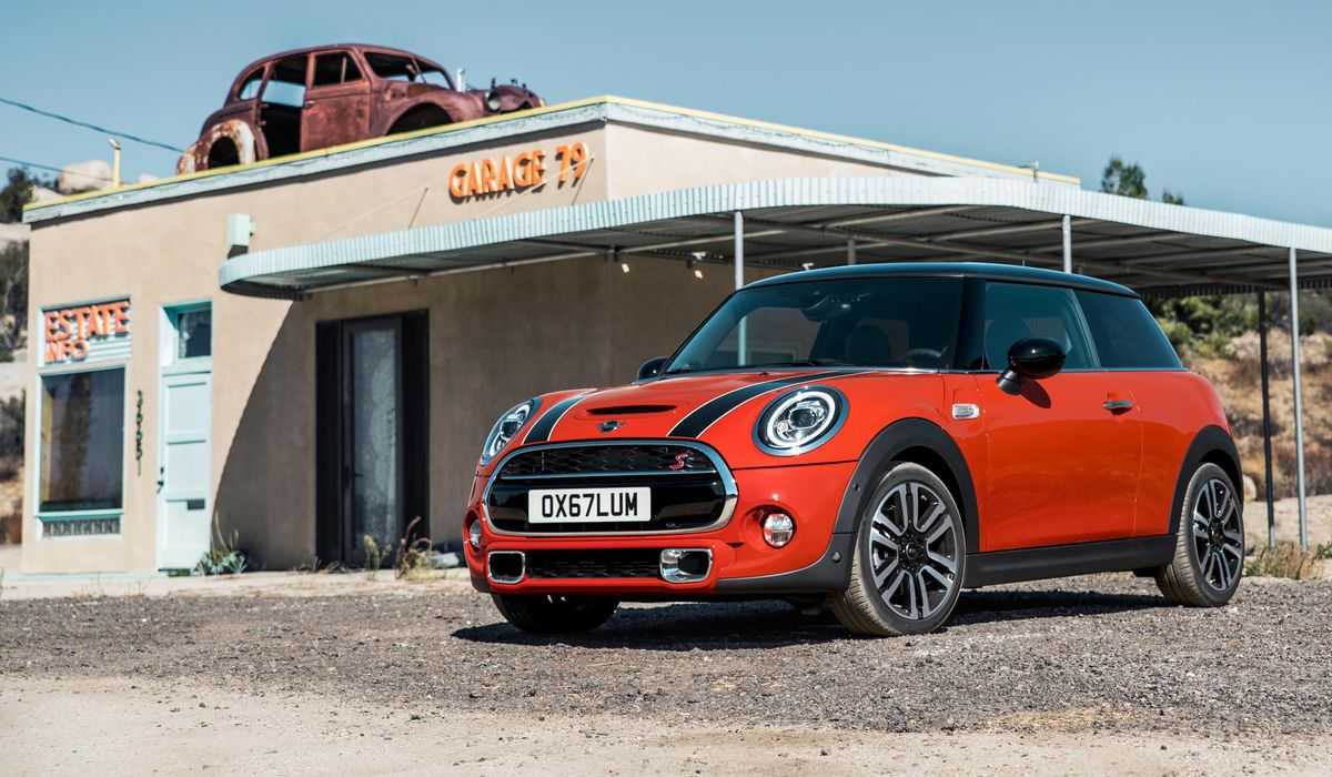 the new 189bhp mini cooper s will give you 54.3mpg, apparently