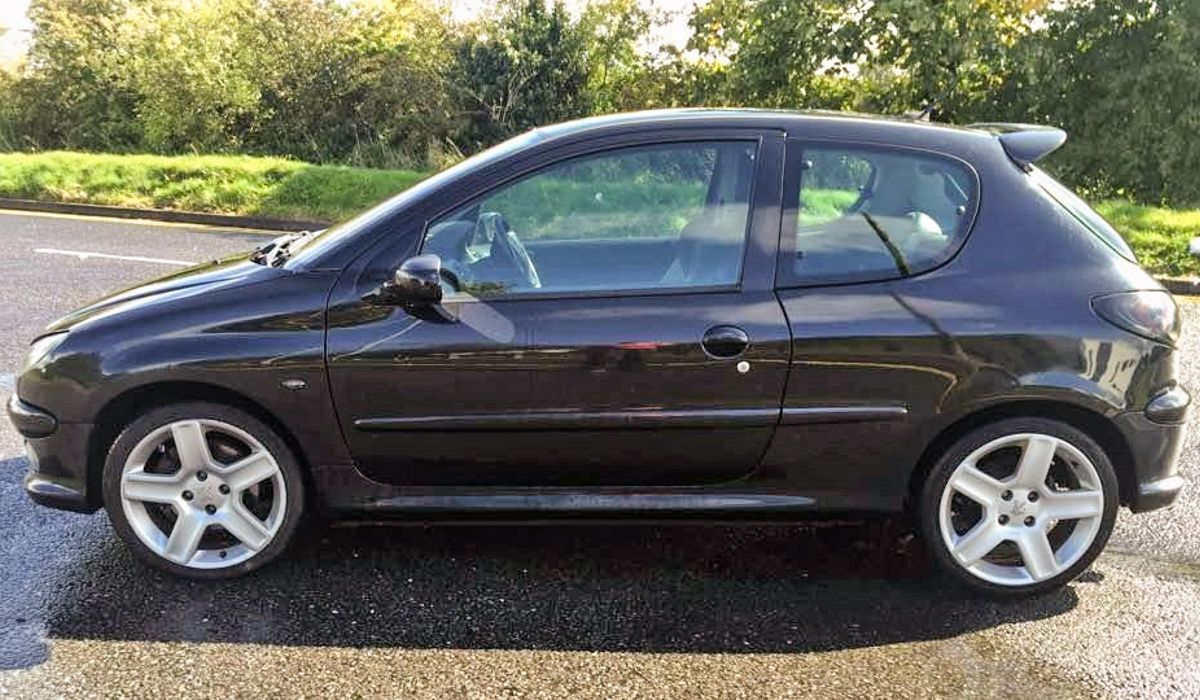 The Suddenly Rare Peugeot 206 GTI 180 Is The £1k Bargain You Need Now