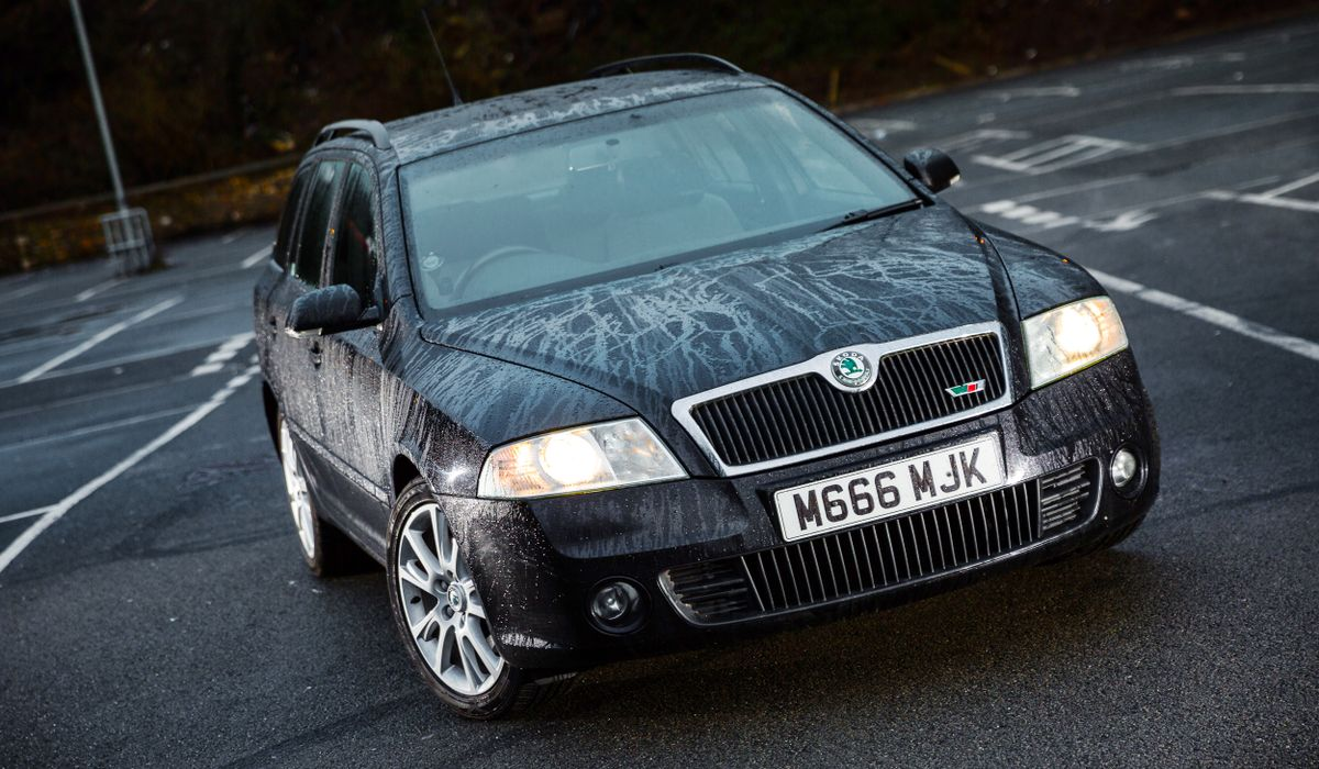 9 Things I Ve Learned After A Month Of Skoda Octavia Vrs Ownership