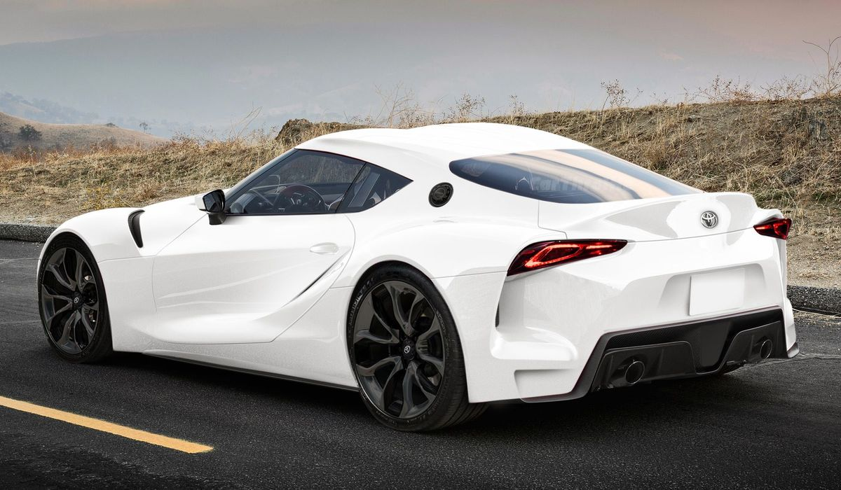 Don't Expect The New Toyota Supra To Be