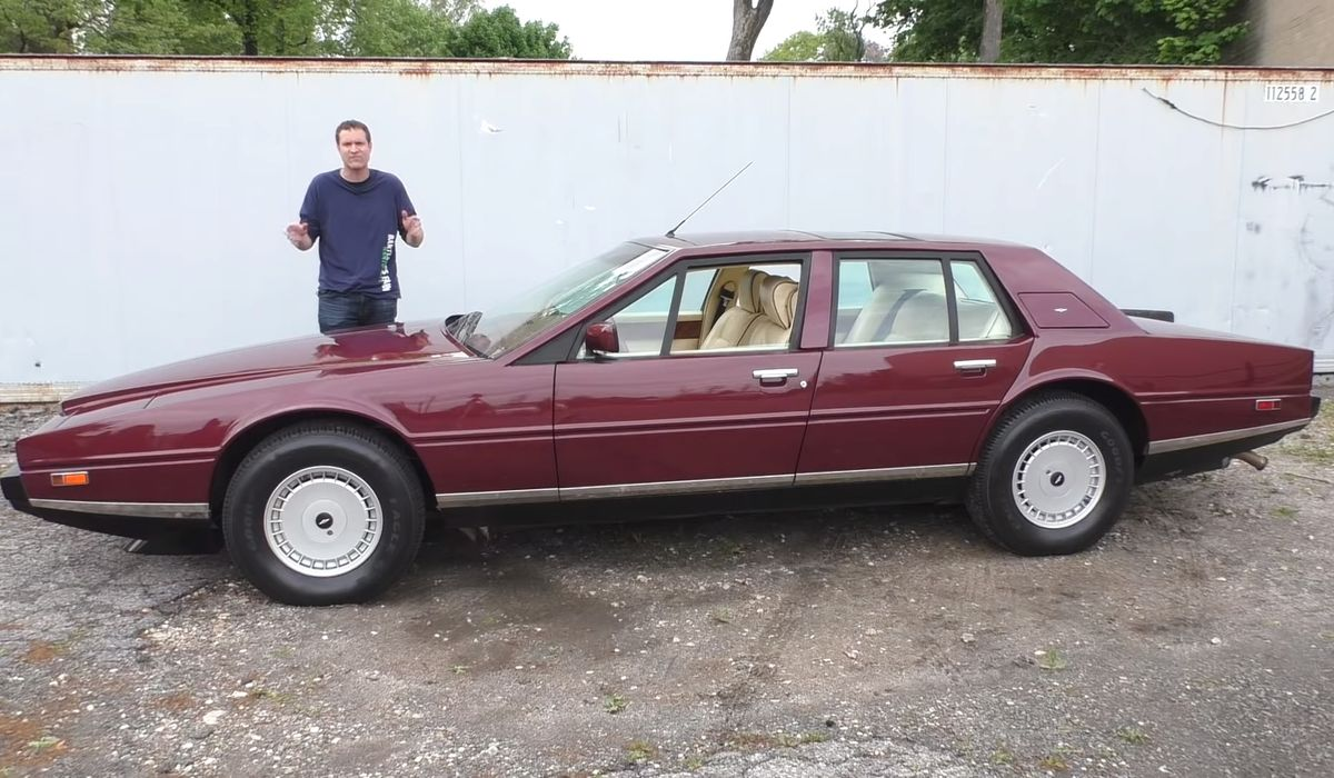 The Aston Martin Lagonda S Quirks Just Keep On Coming