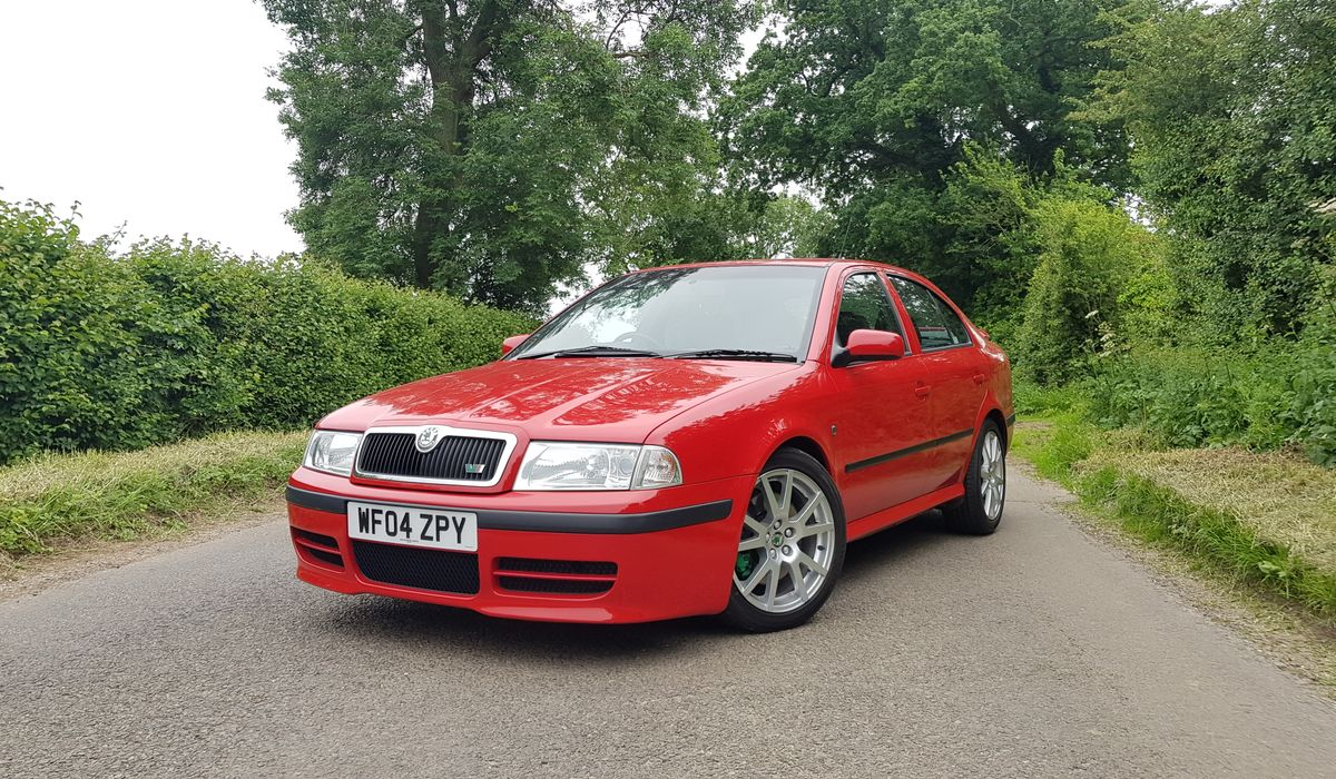 4 Things I Learned After Driving A Mk1 Skoda Octavia Vrs