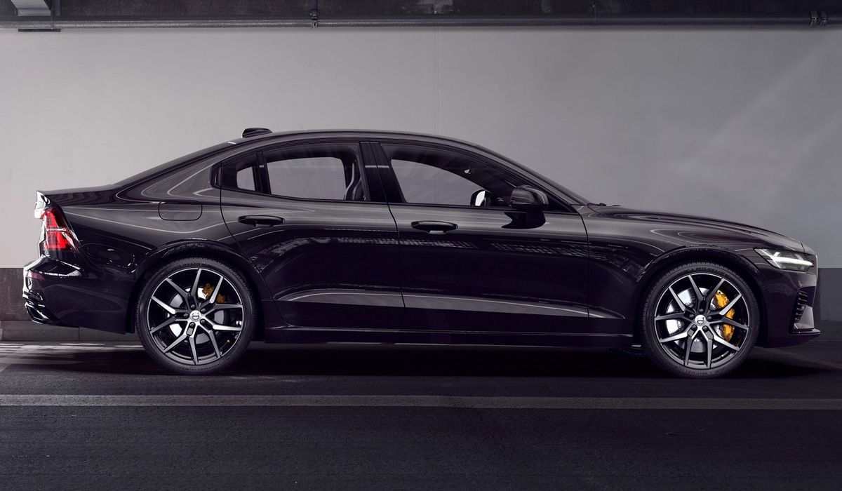 The New Volvo S60 Polestar Engineered Is A Boot Away From