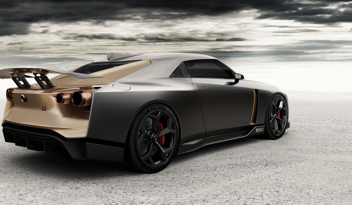 1e28cf58ac75 7 Of The Most Awesome Nissan GT-R Special Editions