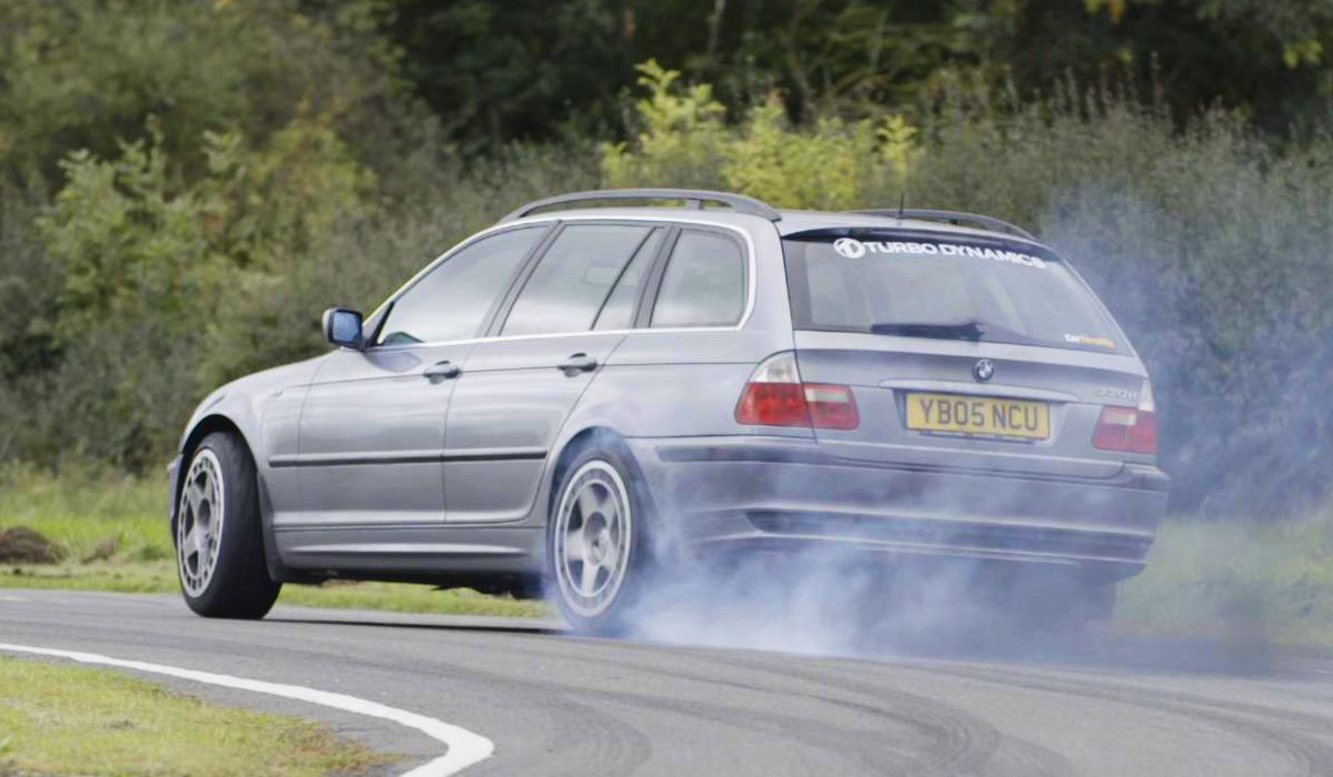 How We Made A Bmw E46 330d Touring Quicker Than An E92 M3