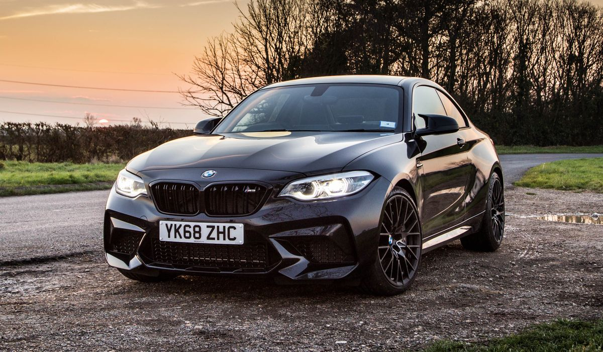 Bmw M2 Competition Review The 1m Successor It Should Have Been All