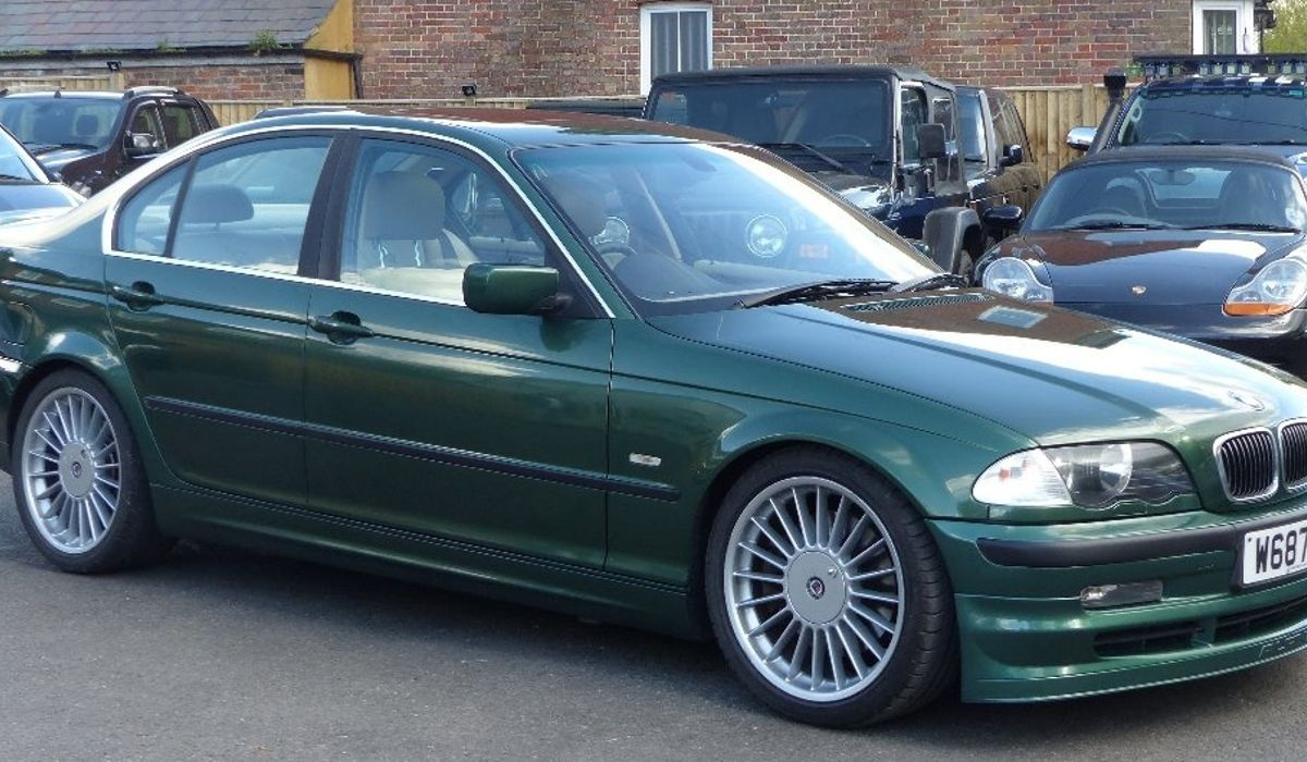 This 4750 E46 B3 Isn T The Only Cheap Alpina Around Right Now