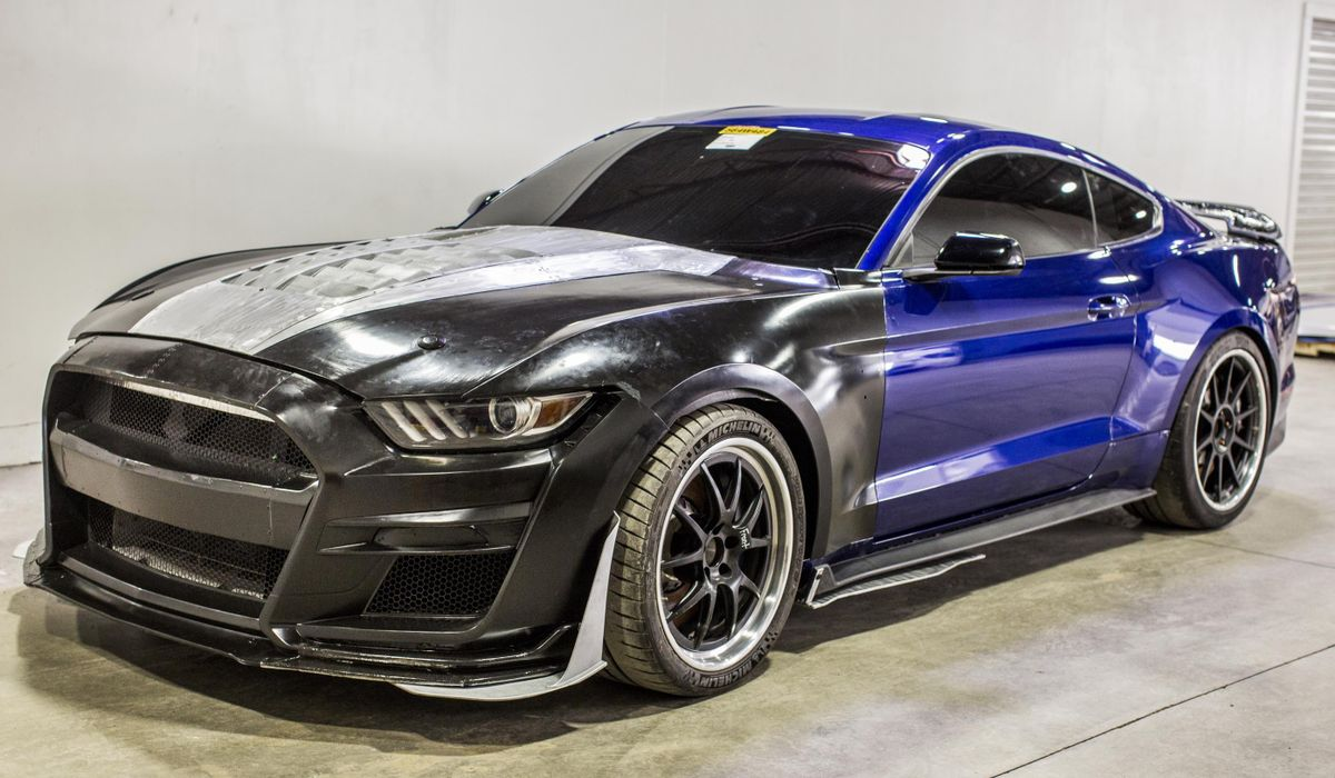 mustang shelby gt500 need for speed
