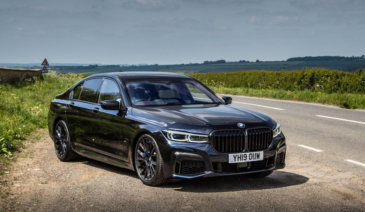 The Bmw 750i Is An Unsung Super Saloon Hero I D Have Over An M5