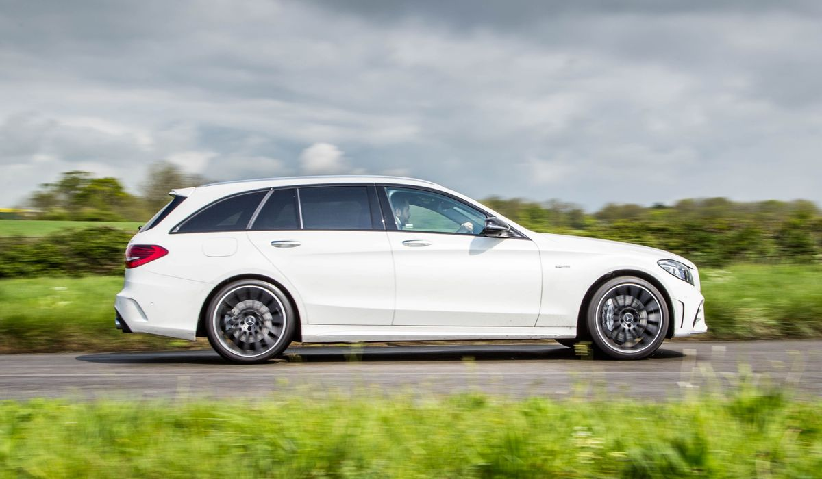 9 Things I've Learned Driving A Mercedes-AMG C43 For Two Months