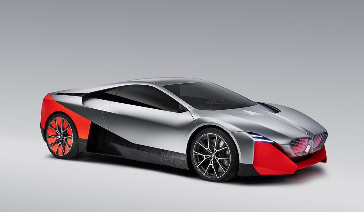 Cars By Us >> Bmw Has Shown Us The Future Of Electric Powered M Cars By