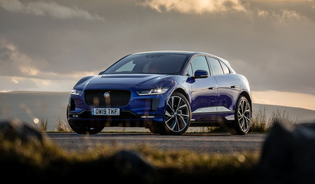 What It's Like To Live With The All-Electric Jaguar I-Pace