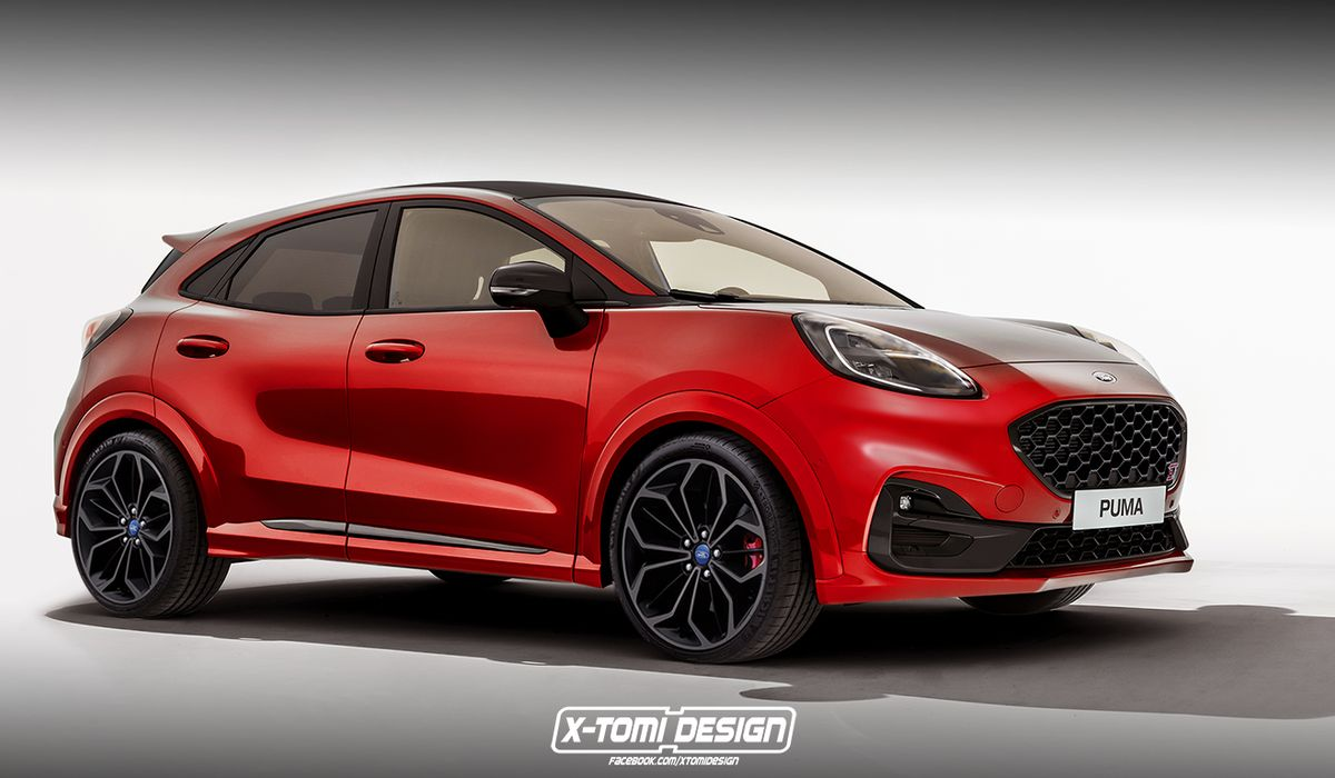 The Ford Puma ST Will Soon Be A Thing