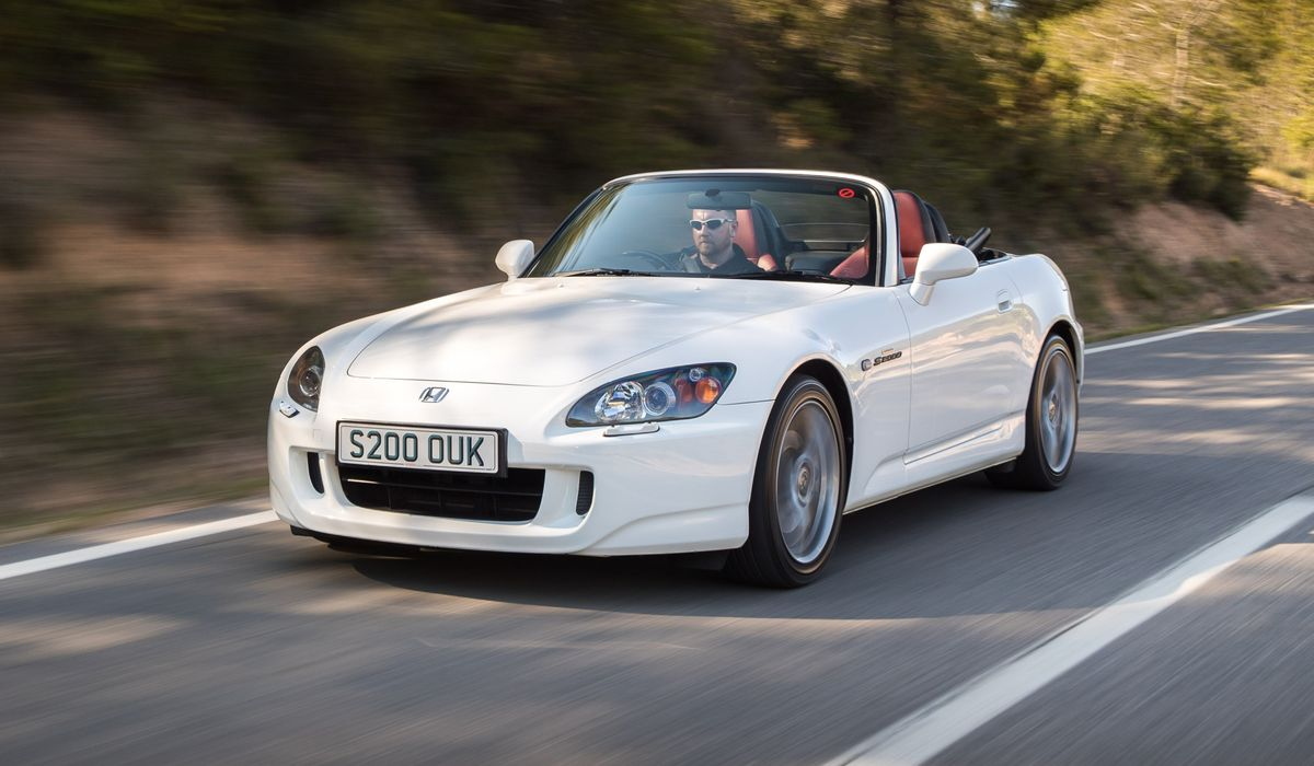 The New Honda S2000 Gives Me Hope For A Petrolhead Future