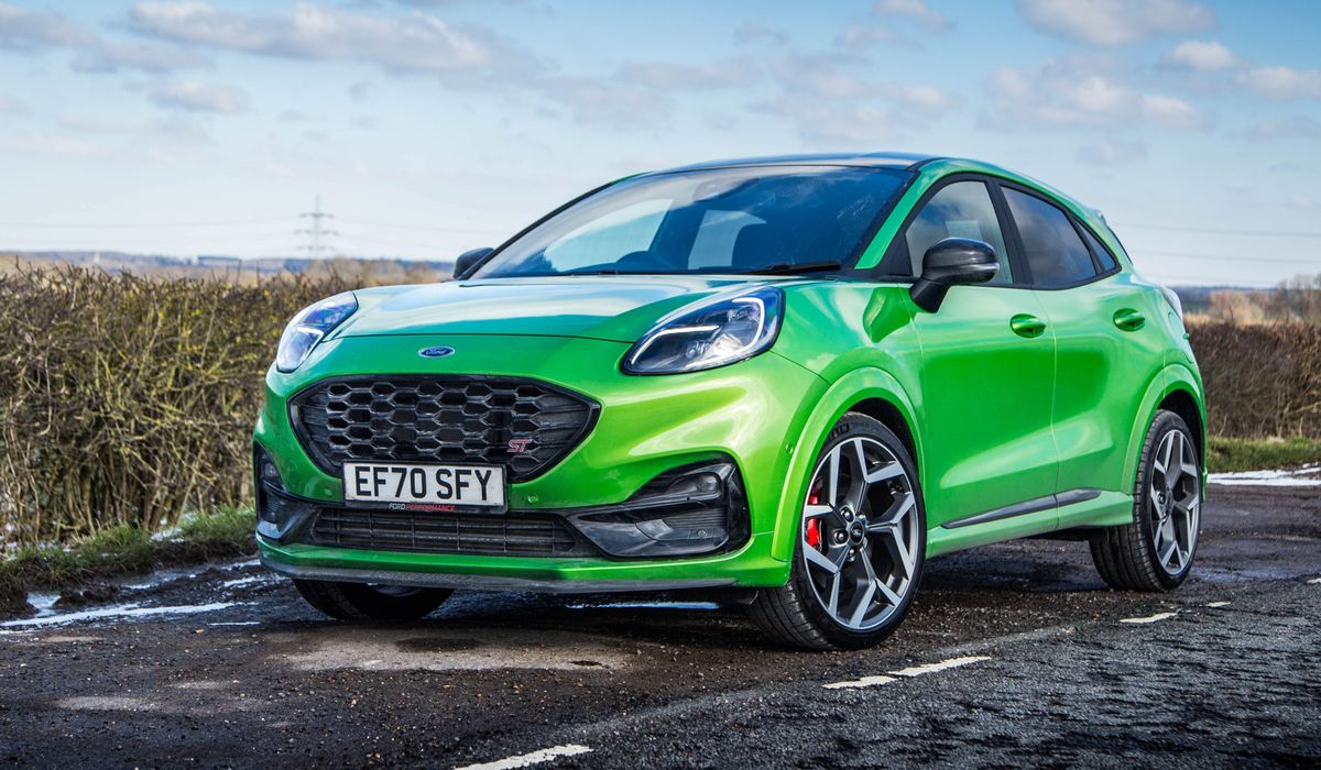Ford Puma ST Review: Honouring Or Shaming Its Two Badges?