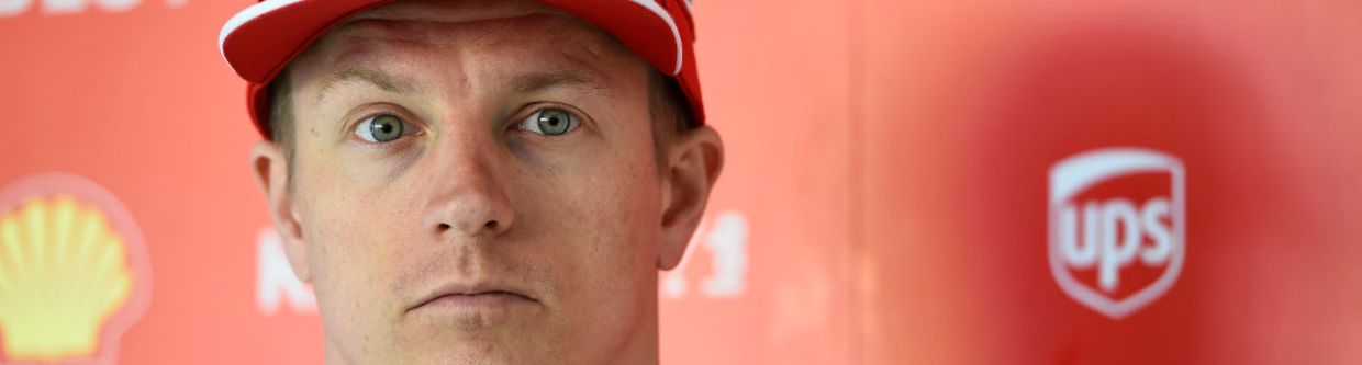 Listen To Kimi Raikkonen Get Confused About Who Was Leading In Sochi