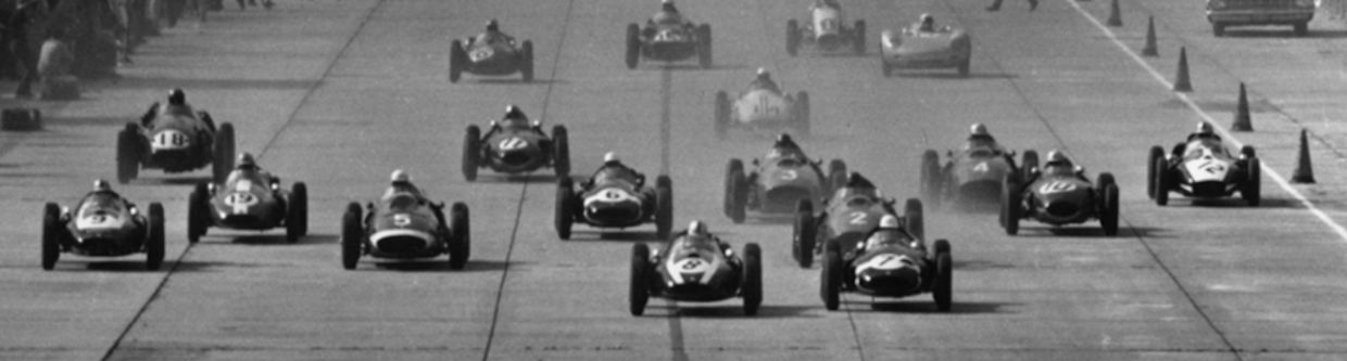 A Load Of Weird Things Happened In The First United States Grand Prix