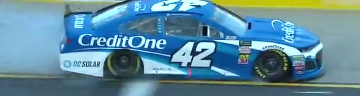 There Was No Speed Limit In The Pits During Nascar Qualifying And It Looked Outrageous