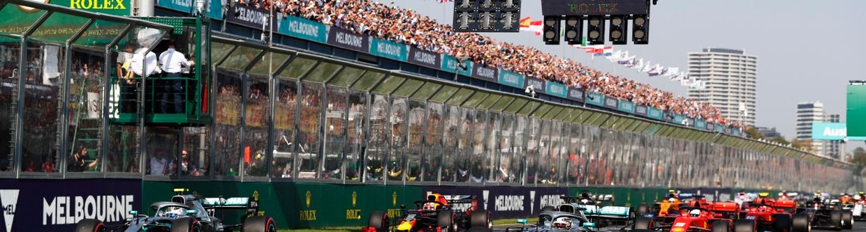 The Australian Grand Prix Has Extended Its Formula 1 Contract To 2025