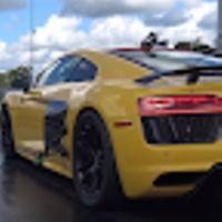 Second Audi R V Plus Anyone - Audi r8 quarter mile