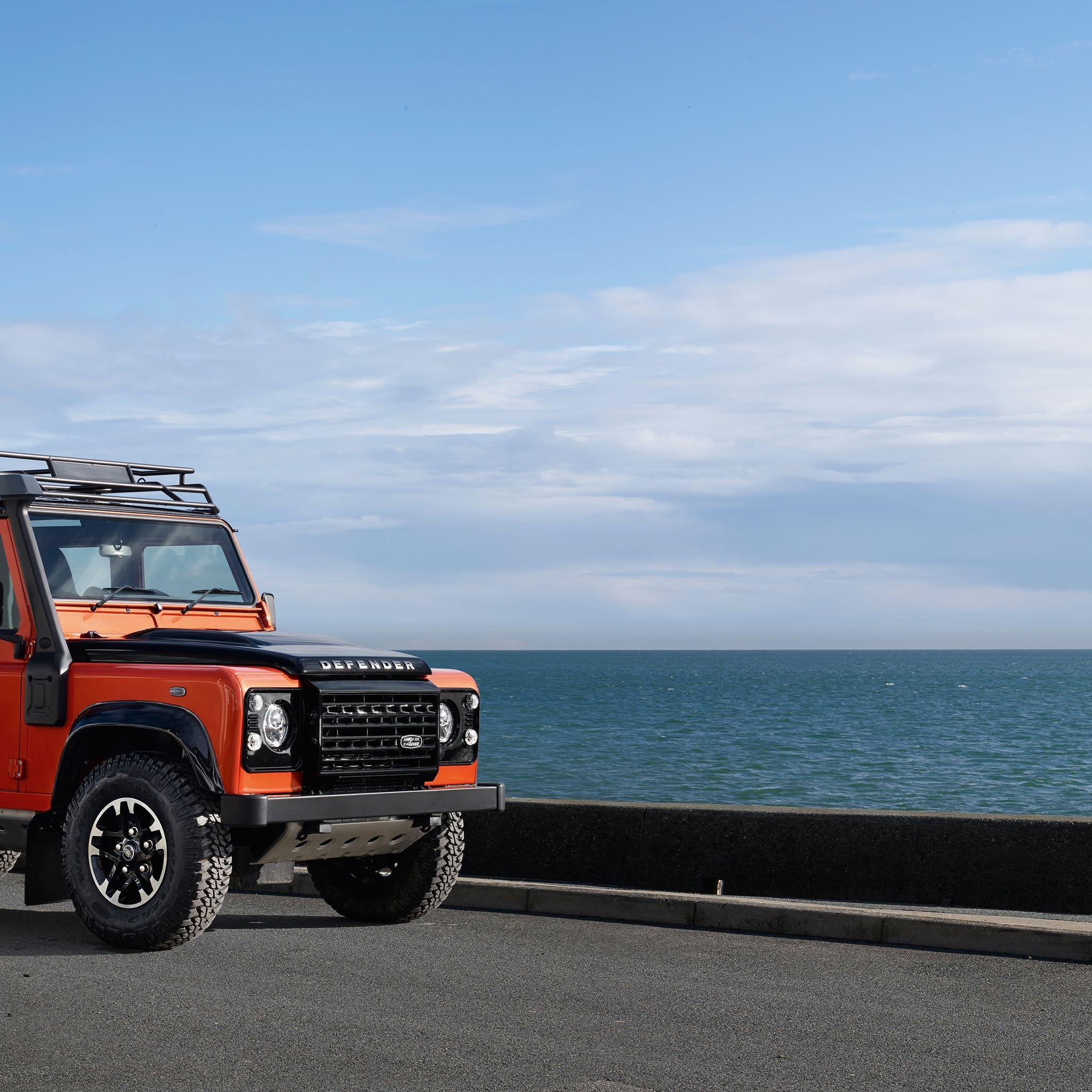 Land Rover Car Wallpaper