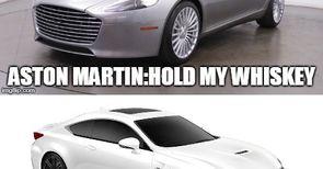 Lexus Car Memes