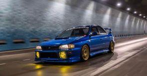 Subaru Wallpapers Car Throttle