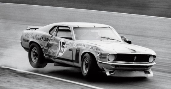 We Can T Drive A New Camaro Without Recalling Scca Trans Am Racing In The Late Sixties And Early
