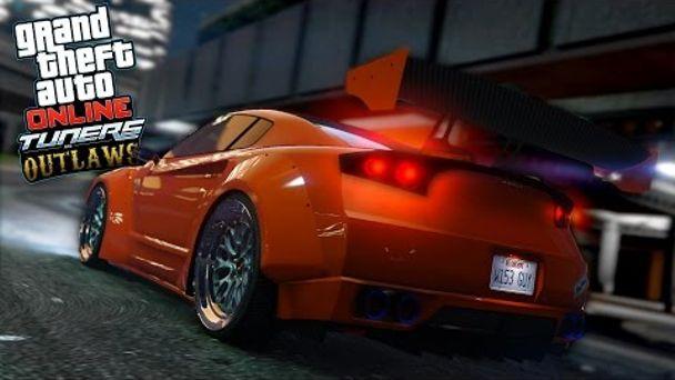 GTA Wise Guy on Car Throttle