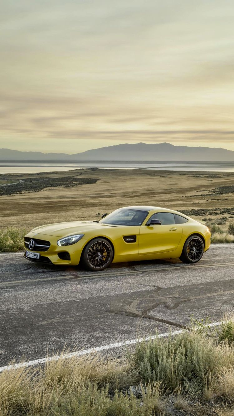 Give Your Desktop And Mobile A Mercedes Makeover With These Gorgeous