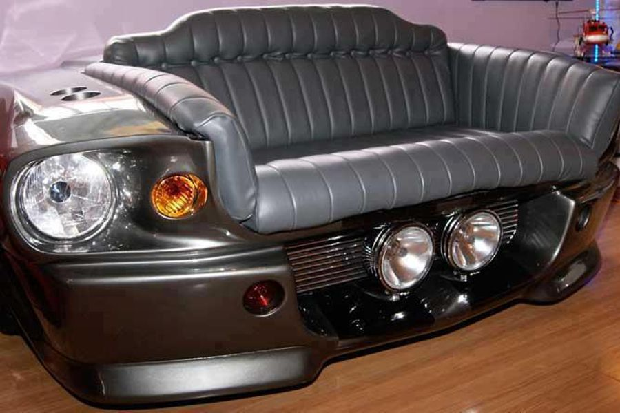 21 Awesome Examples Of Car Furniture